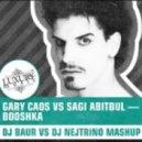 Gary Caos vs Sagi Abitbul - Booshka (Dj Baur vs Dj Nejtrino Mashup)