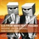 DJs From Mars feat. Fragma -  Insane (HAS! Remix)
