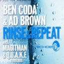 Ad Brown & Ben Coda - Rinse & Repeat (Original Mix)