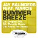 Jay Saunders feat. Marcie - Summer Breeze (Original Mix)