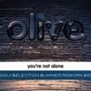 Olive  -  You're Not Alone (Coqui Selection Summer 2012 Rework)