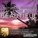 Emotional Horizons feat. Stine - Beautiful (Santerna Remix)