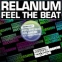 Relanium feat. James Neese  - Feel The Beat (Anton Liss Remix)