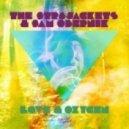 The Str8jackets & Sam Obernik  - Love & Oxygen (Deluded Dub)