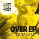Axel Karakasis, Spartaque - Over (Spartaque Remix)