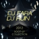 Bomfunk MC's - Bomfunk MC's vs Sleb - B-Boys & Fly Girls (DJ Ruin & DJ Fara Boot-Up)