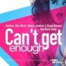 Blas Marin Nuria Swan Sergio Navarro Antonio Jimenez HAIRLESS - Cant Get Enough Feat Nuria Swan (Original Mix)