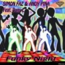 Simon Faz & Andy Pina feat Dany L  -  Funky Night (Simon Faz Dub Mix)