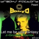 BABY D - Let Me Be Your Fantasy (J-GROOVE Remix)