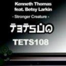 Kenneth Thomas Ft Betsy Larkin - Stronger Creature (Darude Remix)