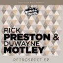 Rick Preston -  Feel Right (Original Mix)