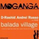 D-Rashid, Andrei Russo Feat. Sindy - Balada Village (Gregor Salto Remix)