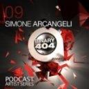 SIMONE ARCANGELI - PODCAST 009
