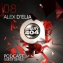ALEX D'ELIA - PODCAST 008