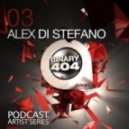 ALEX DI STEFANO - PODCAST 003