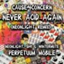 Cause4Concern - Never Acid Again (Neonlight Remix)
