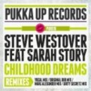 Steve Westover Feat. Sarah Story - Childhood Dreams (Vocal Mix)