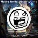 Plague Project DJ's - Hey Future (Original mix)