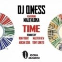 DJ Qness Feat. Malehloka  -  Time (Abicah Soul Remix)