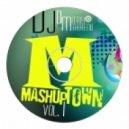 Dj D. Makkeno - Mashuptown vol.1