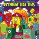 Laidback Luke, Angger Dimas - Night Like This (Instrumental Main Mix)