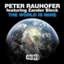 Peter Rauhofer & Zander Bleck  - The World Is Mine (Original Mix)
