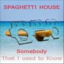 Spaghetti House  - Somebody That I Used to Know (House Version)