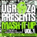 Noir, Solomun & Nathan C - Around Love (UGROZA club mash)