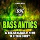Bass Antics - Hex Crystals (feat Nino - Original Mix)