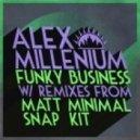 Alex Millenium - Tablet of Happiness (Matt Minimal Remix)
