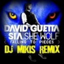 David Guetta feat. Sia  - She Wolf (Falling To Pieces) (Mikis Extended Remix)