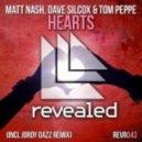 Dave Silcox, Matt Nash, Tom Peppe - Hearts (Jordy Dazz Remix)