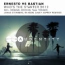 Ernesto vs Bastian - Who's The Starter 2012 (Raneem Remix)