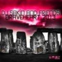 DJ Sakin, Friends - Braveheart 2013 (Calabria Remix)