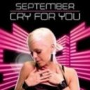 September - Cry For You (AM3RO 'Flashbaq' Rework)