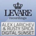Alex Larichev & Rusty Spica - Digital Sunset (Original Mix)