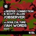 Deeper Connection & Scott Allen - Observer