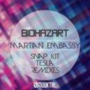 Biohazart - Martian Embassy (Snap Kit remix)