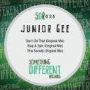 Junior Gee - This Society (Original Mix)
