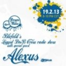 Alexus - Liquid Drum & Bass Radio Show 2013