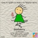 Da Fresh & Max Freegrant - Barberry (Tash vs. H2aT 'Back 2 Da Ol'Skewl' Remix)