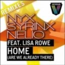 Nyx Syrinx Nelio, Lisa Rowe, JP Candela, Wallem Brothers - Home (Are We Already There) Feat. Lisa Rowe (JP Candela & Wallem Brothers Remix)