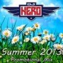 DJ Hero - Summer 2013, Promotional Mix