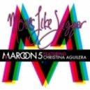 Maroon 5 - Moves Like Jagger (Rob Hayes Remix)