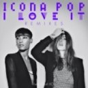 Icona Pop - I Love It (Feat. Charli XCX) (Sazon Booya Moombahton Remix)