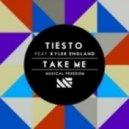 Tiesto ft. Kyler England - Take Me (Studio Acapella)
