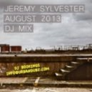 Jeremy Sylvester - August 2013 Sessions