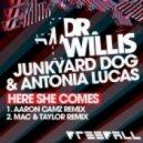 Dr Willis Junkyard Dog Antonia Lucas - Here She Comes (Mac & Taylor Remix)