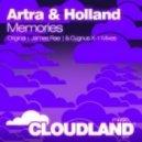 Artra & Holland - Memories (James Rae Remix)