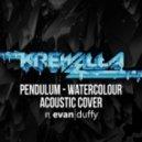 Pendulum - Watercolour(Krewella ft. Evan Duffy Acoustic Cover)